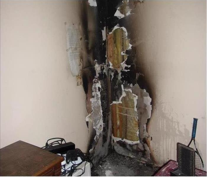 Fire Damage – Duluth Home